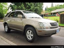 lexus rx330 trailer hitch 2001 lexus rx 300 automatic awd leather roof for sale in