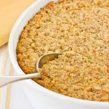 mamaw s cornbread dressing in the kitchen with scotty