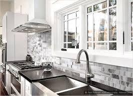 backsplash for black and white kitchen 79 best kitchens images on home kitchens and