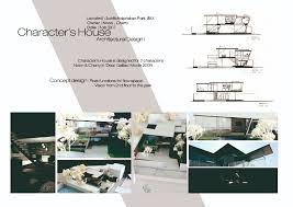 Architectural Resume For Internship My Portfolio 2014 Seaspaz