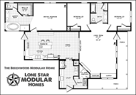 beechwood homes floor plans the beechwood ranch style modular home floor plan