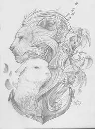 best 25 lamb tattoo ideas on pinterest half sleeve tattoo