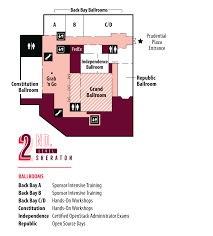 Prudential Center Floor Plan Openstack Summit Venues