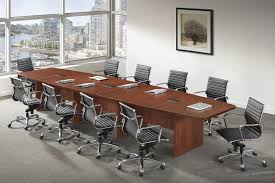 Boat Shaped Boardroom Table Classic Boat Shaped Conference Table