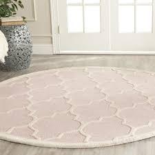 Light Pink Area Rugs Cool Light Pink Area Rug 50 Photos Home Improvement