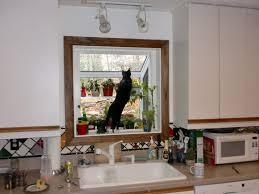 kitchen bay window decorating ideas kitchen astonishing cool kitchen bay window curtain ideas