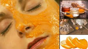 5 orange peel face masks that work wonders for your beautiful and