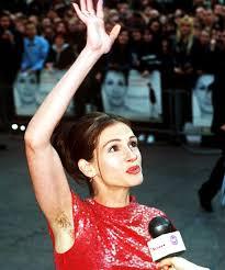 celebrity women s pubic hair celebrity armpit body hair movement pictures