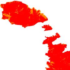 Consumer Cellular Coverage Map Vodafone Malta Network Coverage Map