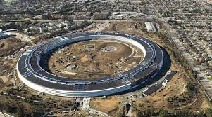 New Apple Headquarters Inspired By Steve Jobs Apple U0027spaceship U0027 Campus Is All About