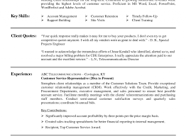 customer service skills resume exle customer service representative government resume formal resume
