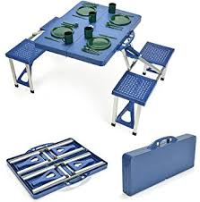 Plastic Folding Picnic Table Best Choice Products Wood Folding Picnic Table With