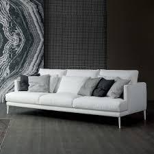 divani famosi divano a 3 posti in tessuto paraiso di bonaldo arredaclick