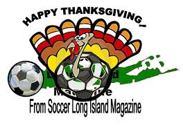 happy thanksgiving from soccer island magazine soccer