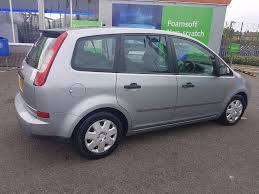 for sale 2004 ford focus c max 1 8 petrol manual in barking