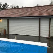 pool house benefits from roller doors south east garage doors