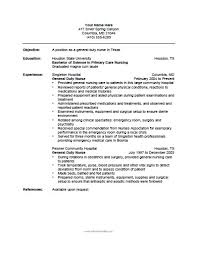 Entry Level Nurse Resume Samples by Free Nurse Resume Template Brilliant Ideas Of Community Mental