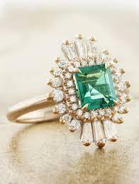 design rings images Caldonia unique art deco inspired emerald ring ken dana design jpg