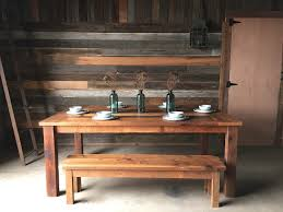 Reclaimed Wood Dining Room Furniture Reclaimed Wood Tables Barn Wood Tables U2014 What We Make