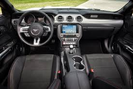 Flat Black Mustang Gt 2016 Ford Mustang Overview The News Wheel