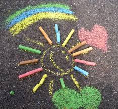 chalk indestructible ideas