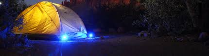 tent stake lights to light up your csite made for grid
