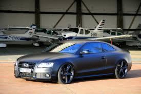 audi a4 matte black avus performance audi a5 coupe matte black with 275hp