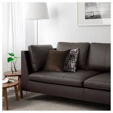 ikea leather sofa furniture leather sofas best of stockholm sofa seglora natural ikea