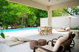 hotel chambre avec piscine priv maldives les villas de l hôtel de luxe amilla fushi parenthèses