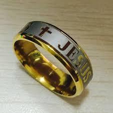 titanium wedding band reviews high quality large size 8mm 316 titanium steel 18k silver gold