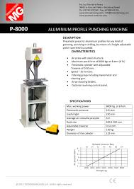 average desk size p 8000 g scantool group pdf catalogue technical