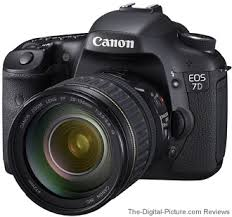 canon eos 7d specifications