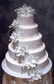 wedding cake flower wedding cakes wedding cake with flower theme wedding ideas you