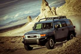 toyota fj toyota gives living funeral to fj cruiser by means of trail teams