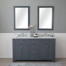 choosing between traditional bathroom vanities and contemporary