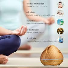 aromatherapy essential oil diffuser u2013 400ml u2013 camene