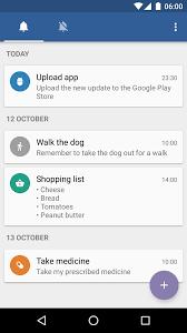android reminder app github jonasbleyl recurrence a minimal notification reminder