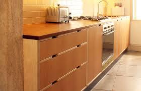 what are veneer cabinets the gardeners oak veneer plywood kitchen cabinets with teak