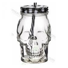 bicchieri vetro bicchiere teschio in vetro 45 cl ebarman ebarman it