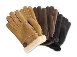 ugg womens gloves sale sheepskin shearling gloves from ugg ugg bailey button gloves