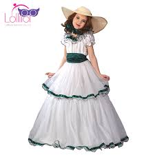 oem welcome costume carnival kids deluxe southern belle halloween