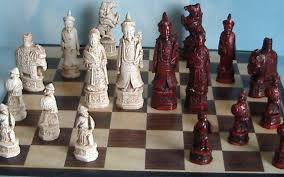 ancient chess image ancient chinese chess set jpg nuevas tecnologías wiki