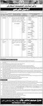 wapda accounts assistant junior clerk jobs syllabus for nts