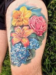 25 beautiful narcissus flower tattoos ideas on pinterest