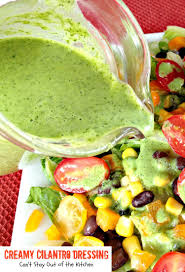 healthy cranberry raspberry salad dressing can t stay out of the creamy cilantro dressing img 7769