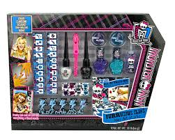 monster high furrocious claws nail art studio amazon co uk beauty