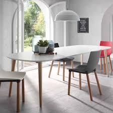 Table Verre Design Italien by Table à Manger Ronde En Verre Extensible Fabricant Francais De