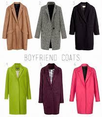 le boyfriend coat sarah couture