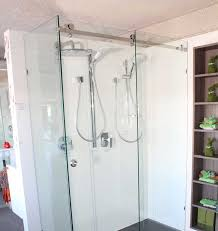 1500 Shower Door 10mm Frameless Opto Sliding Shower Screen 1500 X 900mm Bathroom
