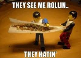 They See Me Rollin Meme - they see me rollin